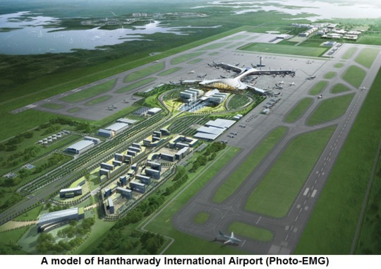 Hantharwady International Airport