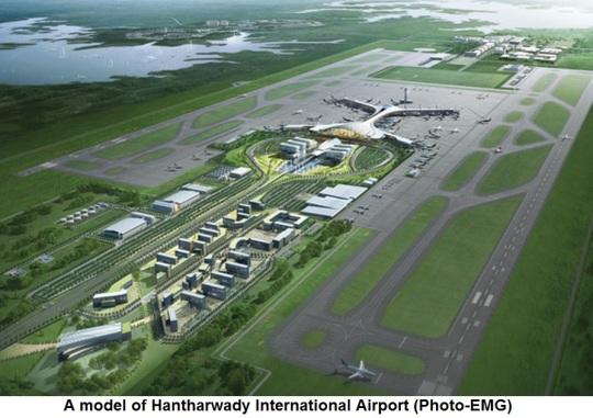 Hantharwady International Airport