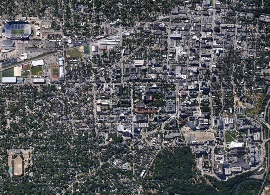 University of Michigan- Ann Arbor