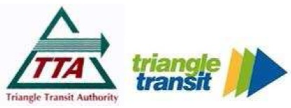 Triangle Transit Logo Change