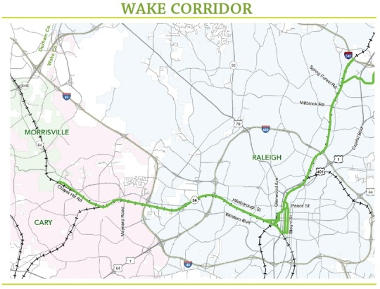 Triangle Transit Wake County