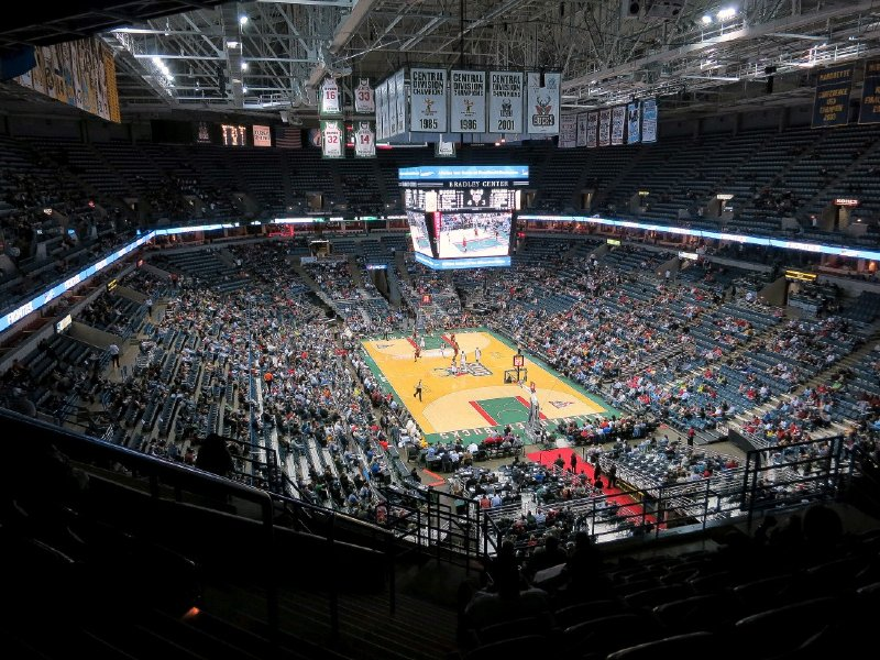 181211 as well How To Be New York Basketball Fan In also Groundbreaking Set For New Milwaukee Bucks Arena besides Athletics likewise 468396082. on oscar robertson stadium