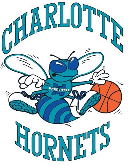 Charlotte Hornets Old Logo