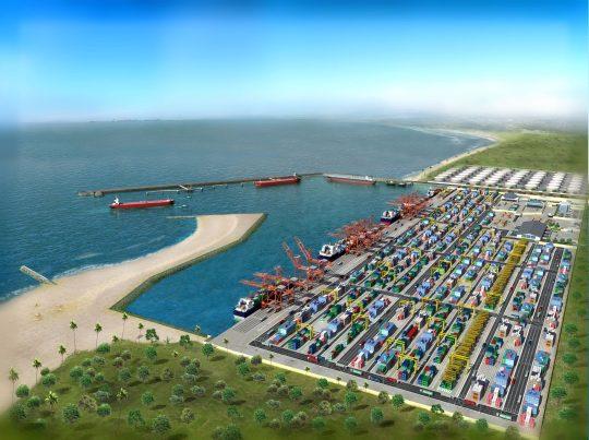 Deep Sea Port  Lekki
