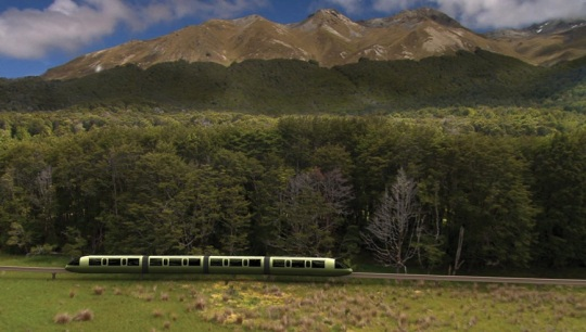 Fiordland Monorail