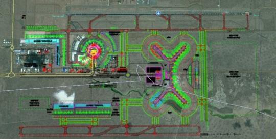 Greenfield Terminal