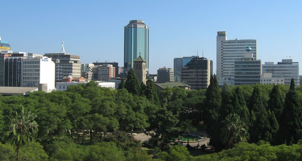 Harare Zimbabwe  city photos gallery : Zimbabwe: A $400 million city of Harare roads deal with a South ...
