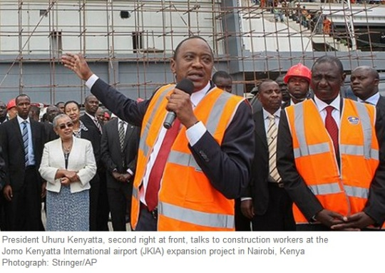 Nairobi Airport Expansion