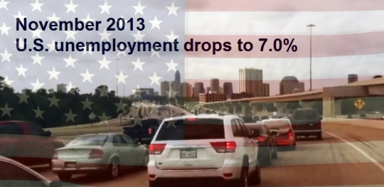 November 2013 Unemployment