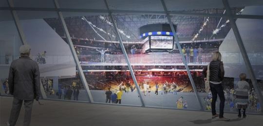 San Francisco Arena