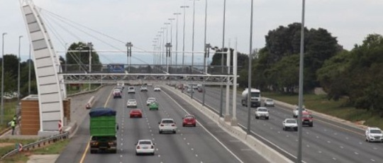 South Africa Toll Roads