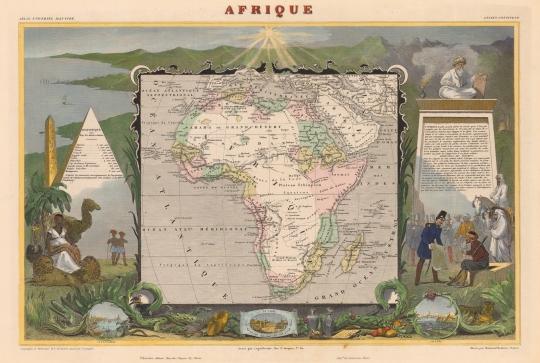 1852 Africa 1852
