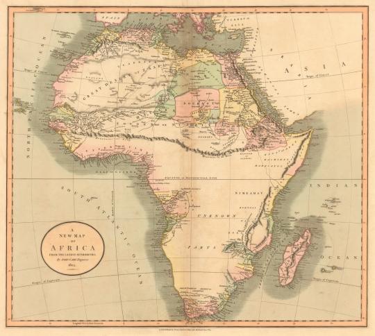 Africa 1805