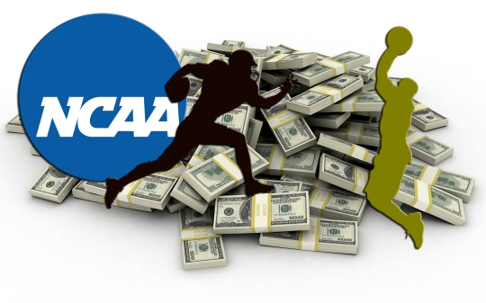 NCAA Players Pay