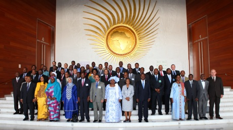 Opening of the 27th Ordinary Session of the AU Permanent Representatives Committee