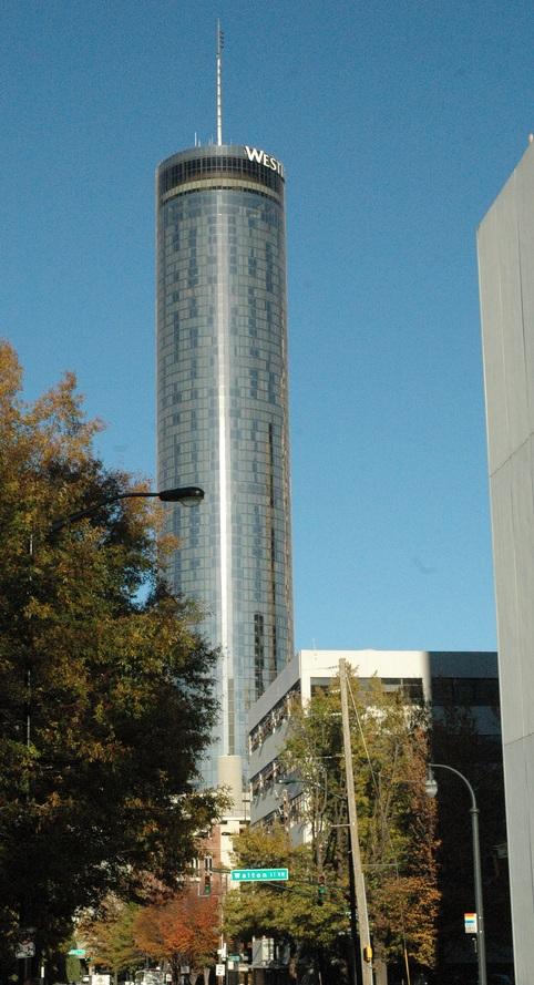 Westin Peachtree Plaza