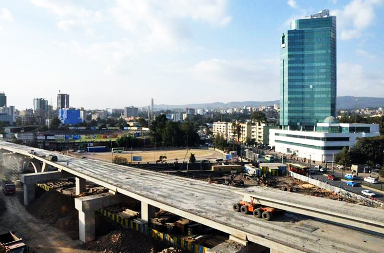 Addis Ababa Ethiopia  city pictures gallery : Addis Ababa rail