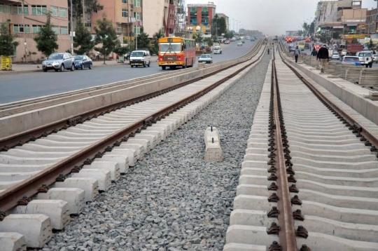 Addis Ababa rail