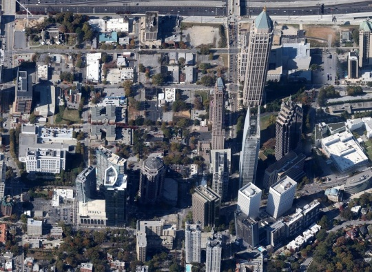 Midtown Atlanta Site