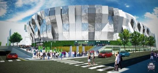 Sacramento Arena