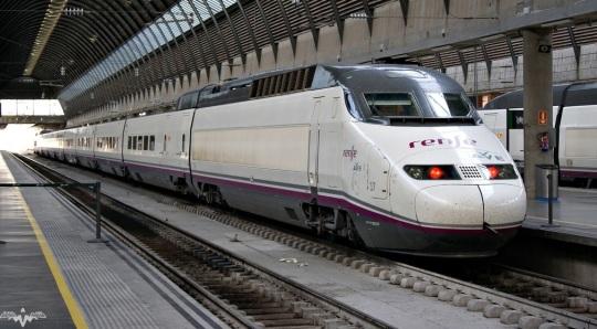 Alta Velocidad Española