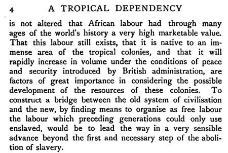 Tropical Dependency