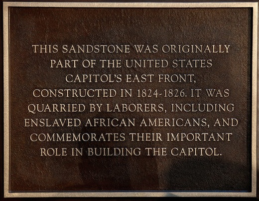 Capitol Building Slavery