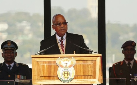 2014 Presidential Inauguration South Africa