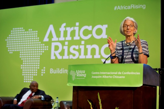 Africa Rising IMF