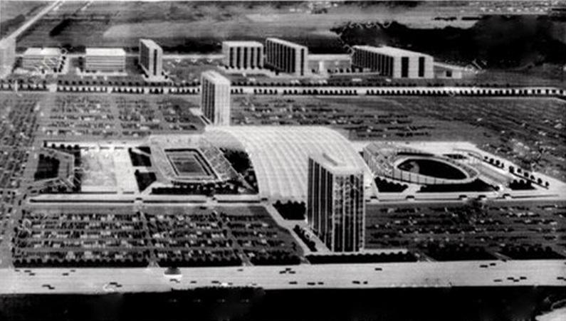 Detroit Video Inside The Pontiac Silverdome A Former Nfl