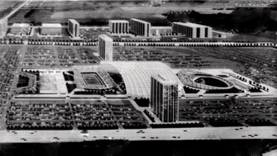 Pontiac Stadium Complex