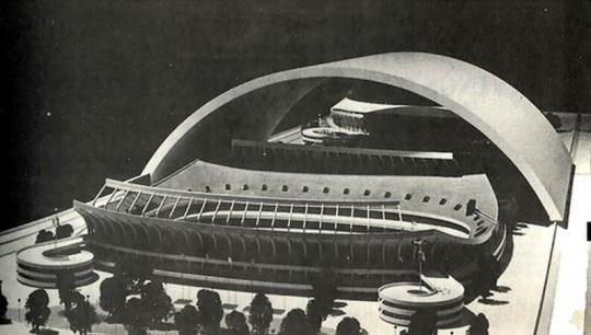 Pontiac Stadium Complex1