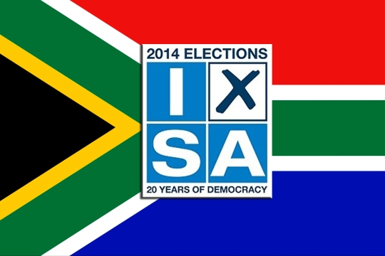South Africa 2014 Elections