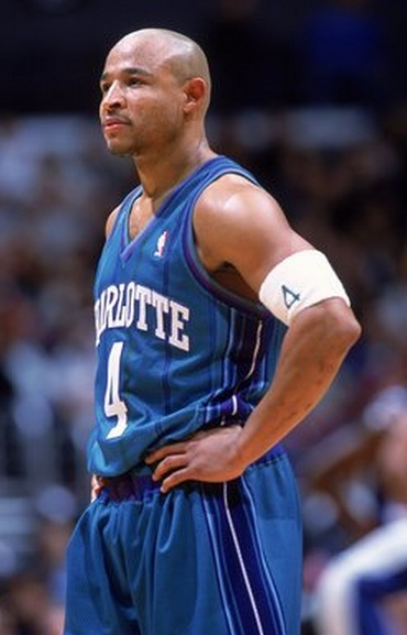 Charlotte Hornets Old Uniforms