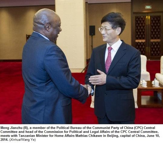 China Tanzania