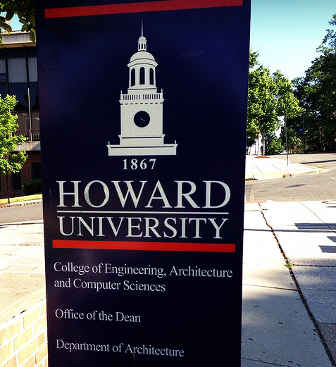 Howard University campus