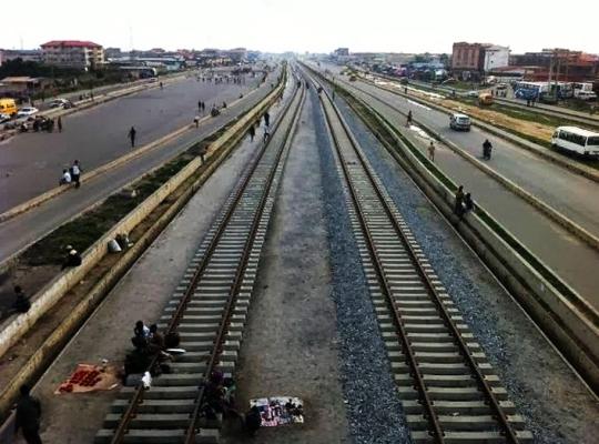 Lagos Light Rail Lagos-Badagry Expressway