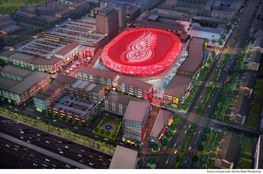 New-Detroit-Arena-Concept-Aerial