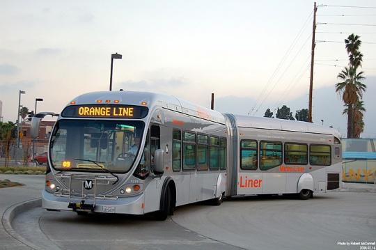 Orange Line Busway