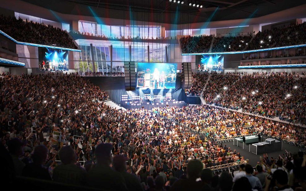 NBA New Sacramento Kings Arena Will Be Among NBAs