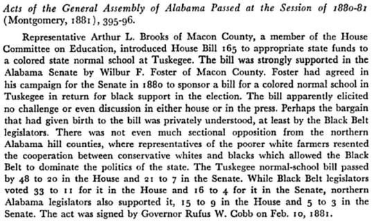 Tuskegee 1881