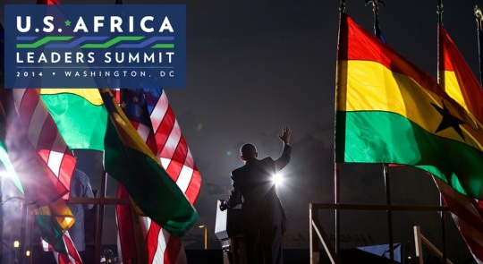 2014 U.S.-Africa Leadership Summit