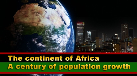 Africa Century Population