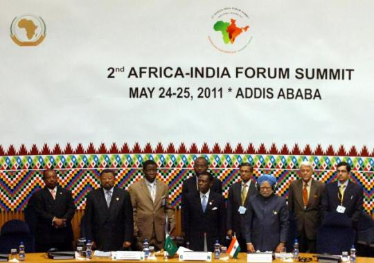 India–Africa Forum Summit 2011