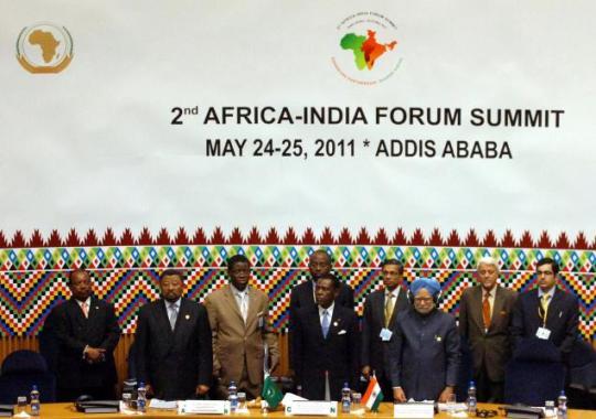 India–Africa Forum Summit 2011
