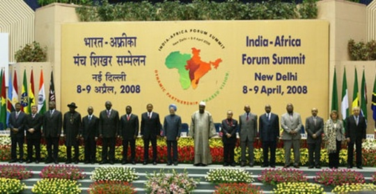 India–Africa Forum Summit