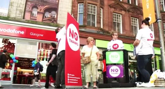 Scotland Vote