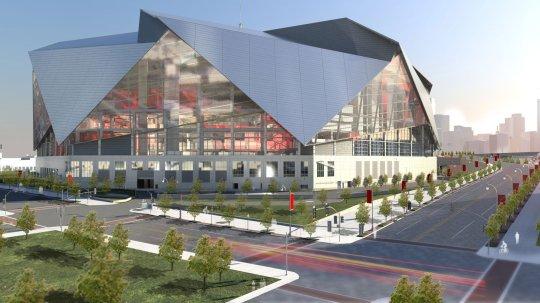 Atlanta Stadium