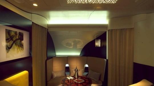 Etihad Airways Airbus A380 -