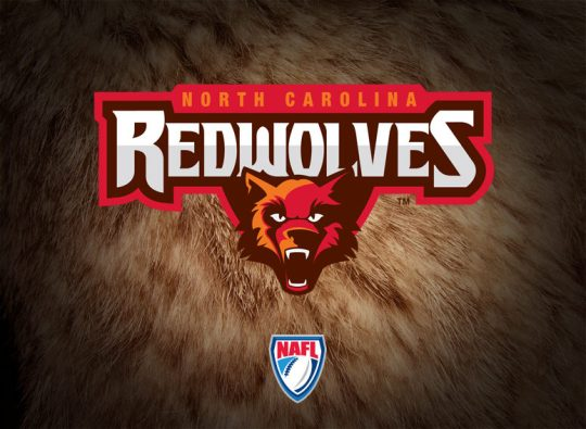 NORTH CAROLINA REDWOLVES